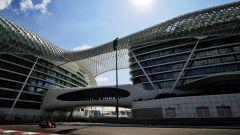 F1 GP Abu Dhabi, Yas Marina, test 2018: Charles Leclerc (Ferrari)