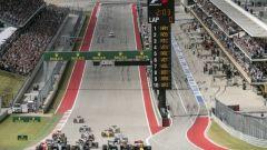 F1 GP Austin Stati Uniti 2018: gli orari tv Sky e TV8