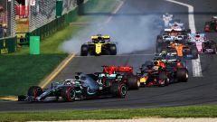 """F1 GP Australia 2019, doppietta Mercedes. Bottas: """"Miglior gara di sempre"""" - Immagine: 8"""