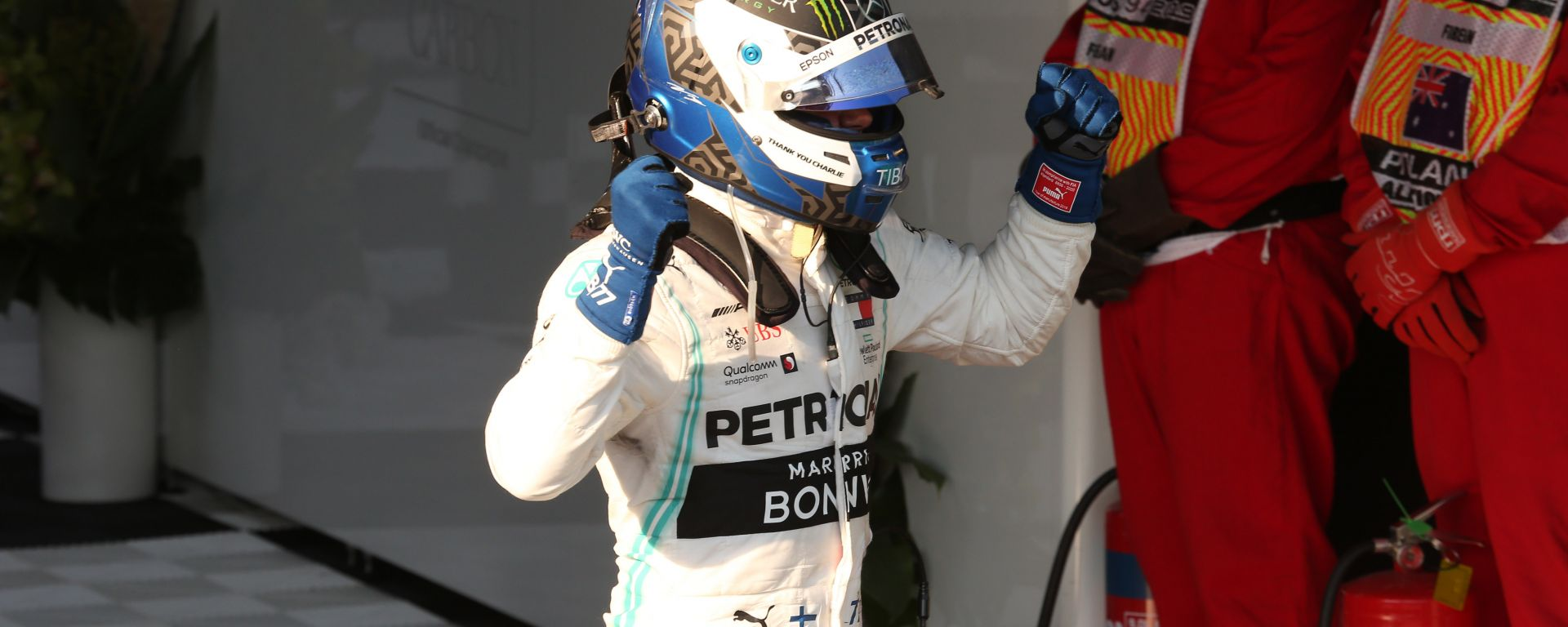 """F1 GP Australia 2019, doppietta Mercedes. Bottas: """"Miglior gara di sempre"""""""
