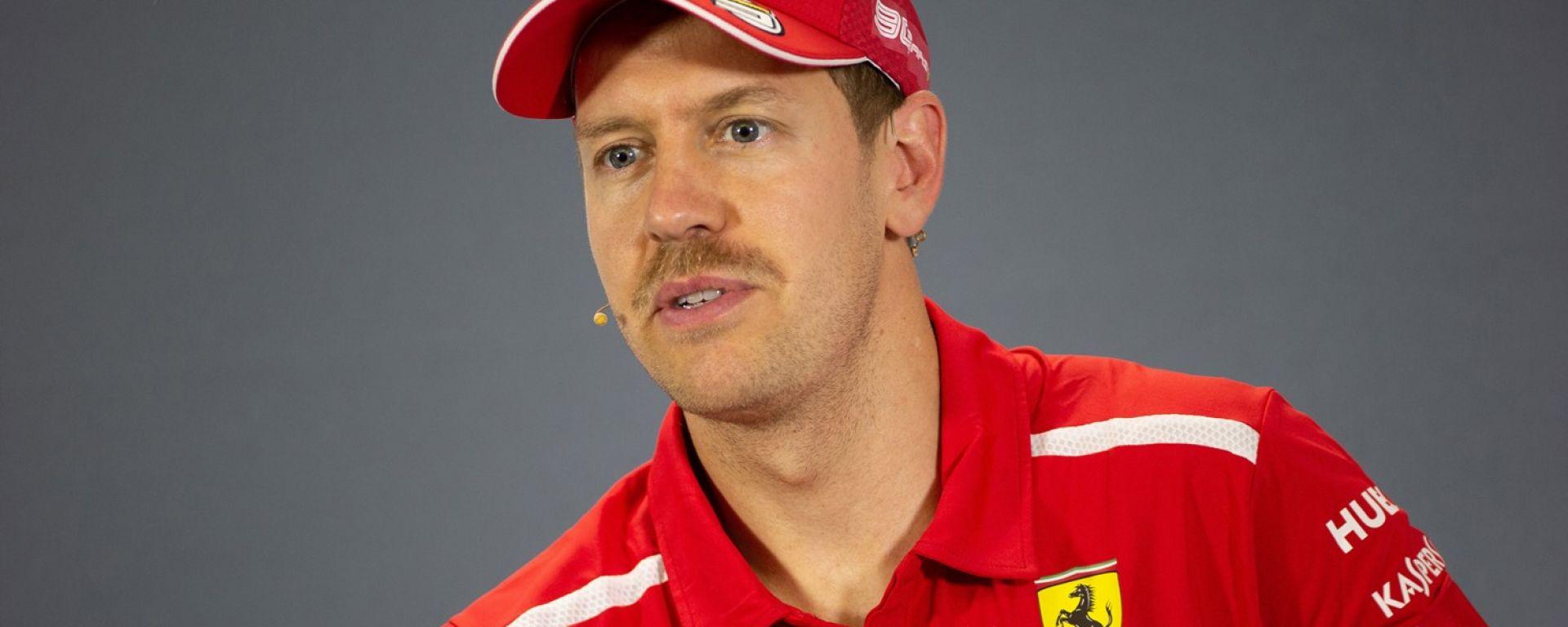 """F1 GP Australia 2019, Vettel deluso. Leclerc: """"Avevo il ritmo per passarlo"""""""
