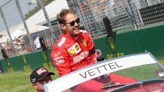 """F1 GP Australia 2019, Vettel deluso. Leclerc: """"Avevo il ritmo per passarlo"""" - Immagine: 4"""