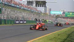 """F1 GP Australia 2019, Vettel deluso. Leclerc: """"Avevo il ritmo per passarlo"""" - Immagine: 6"""