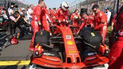 """F1 GP Australia 2019, Vettel deluso. Leclerc: """"Avevo il ritmo per passarlo"""" - Immagine: 7"""