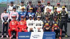 F1 GP Australia 2019, Melbourne: tutti gli iscritti al mondiale 2019