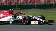 F1 GP Australia 2019, qualifiche: Antonio Giovinazzi (Alfa Romeo)