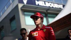 F1 GP Australia 2019, qualifiche: Charles Leclerc (Ferrari)