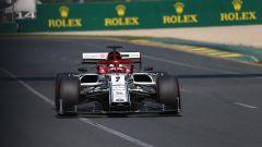 F1 GP Australia 2019, qualifiche: Kimi Raikkonen (Alfa Romeo)