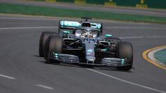 F1 GP Australia 2019, qualifiche: Lewis Hamilton (Mercedes)