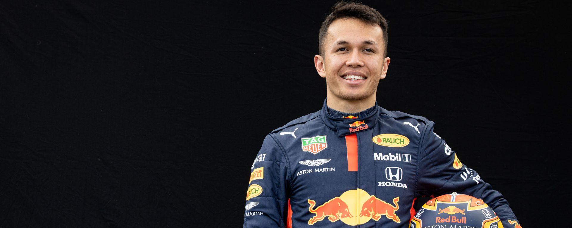 F1 GP Australia 2020, Melbourne: Alexander Albon (Red Bull)