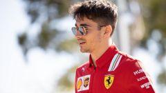 F1 GP Australia 2020, Melbourne: Charles Leclerc (Ferrari)