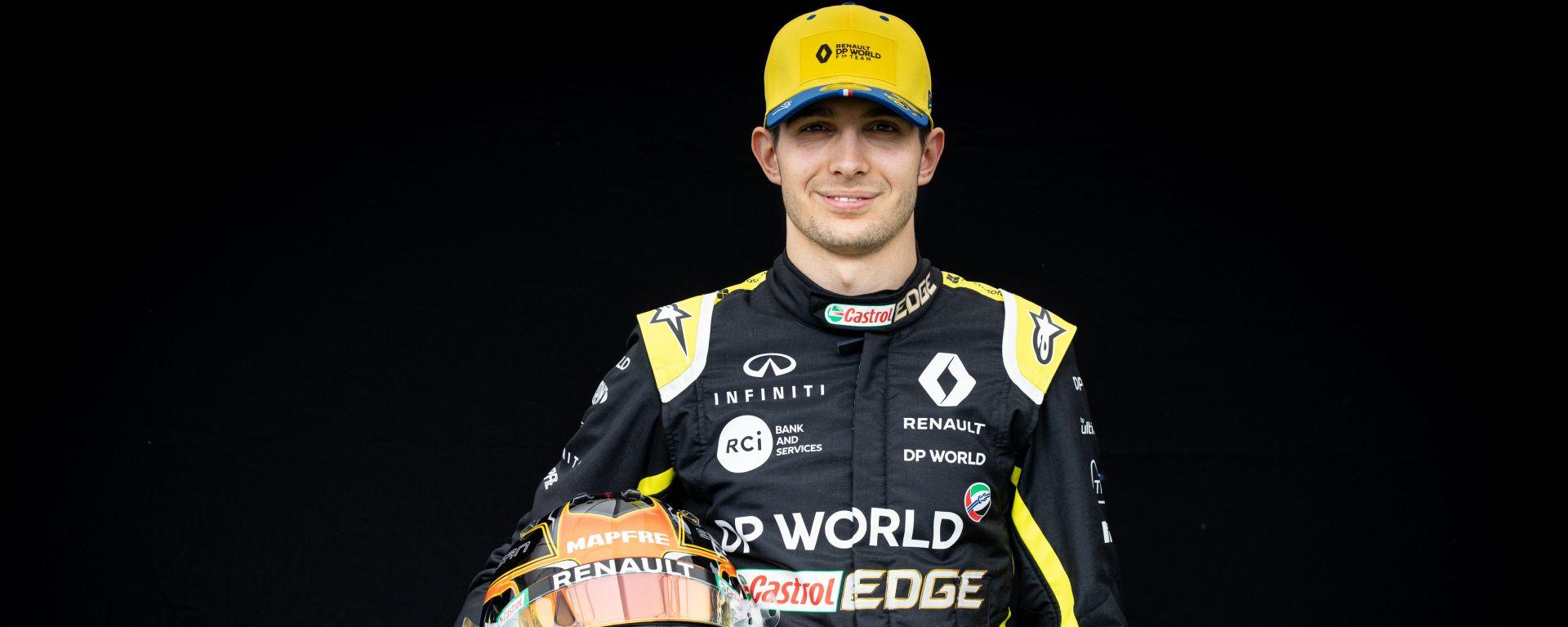 F1 GP Australia 2020, Melbourne: Esteban Ocon (Renault)