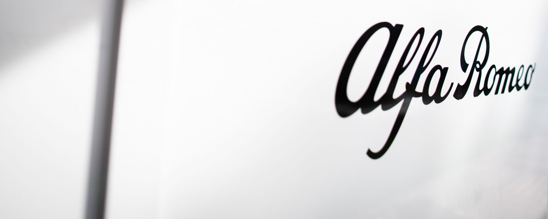 F1 GP Australia 2020, Melbourne: il logo Alfa Romeo