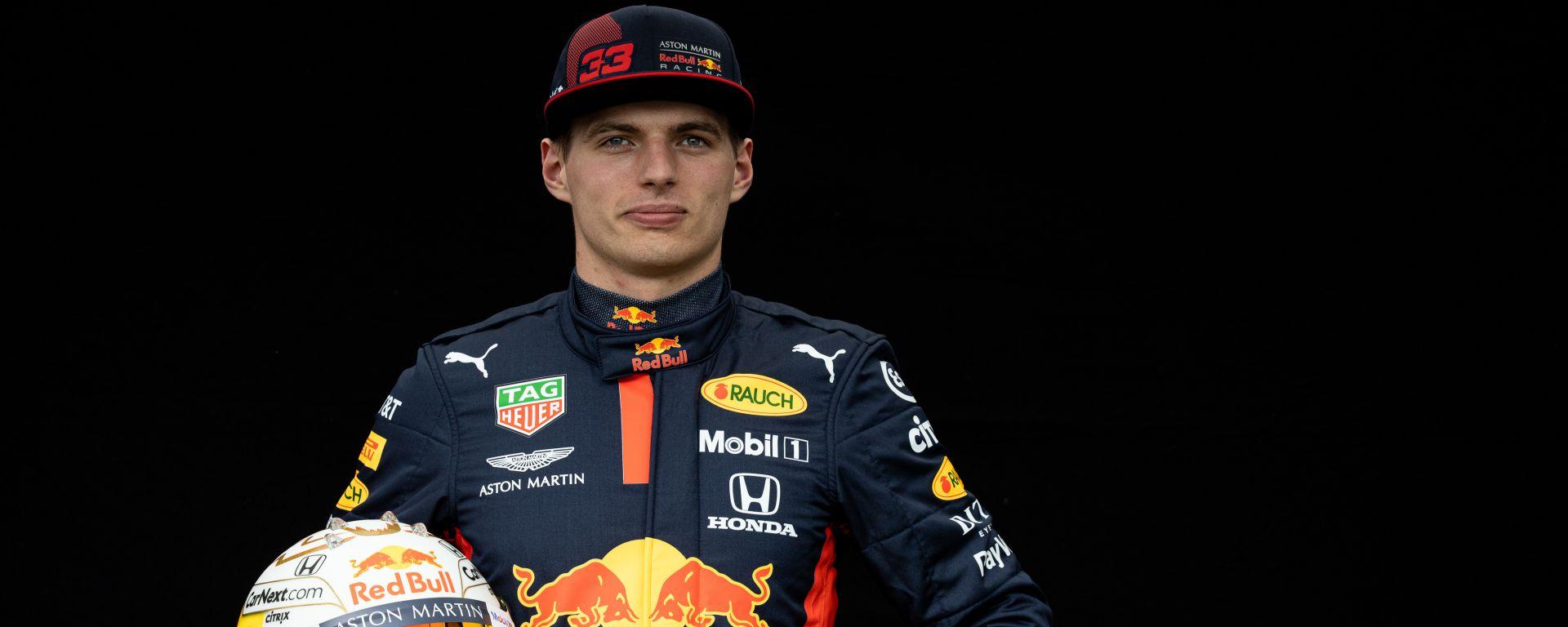 F1 GP Australia 2020, Melbourne: Max Verstappen (Red Bull)