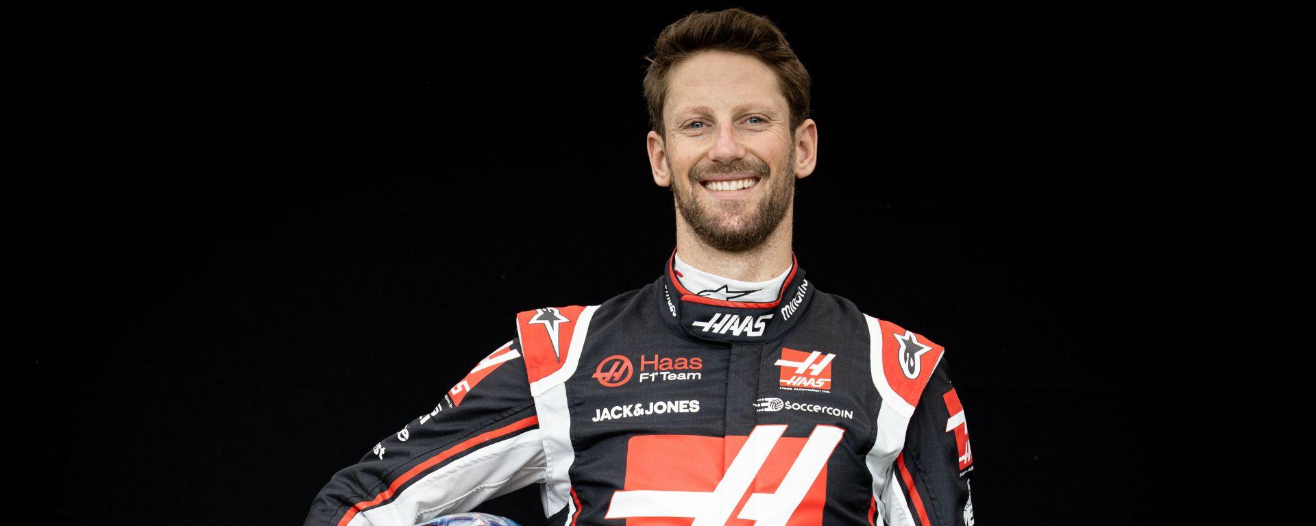 F1 GP Australia 2020, Melbourne: Romain Grosjean (Haas F1 Team)