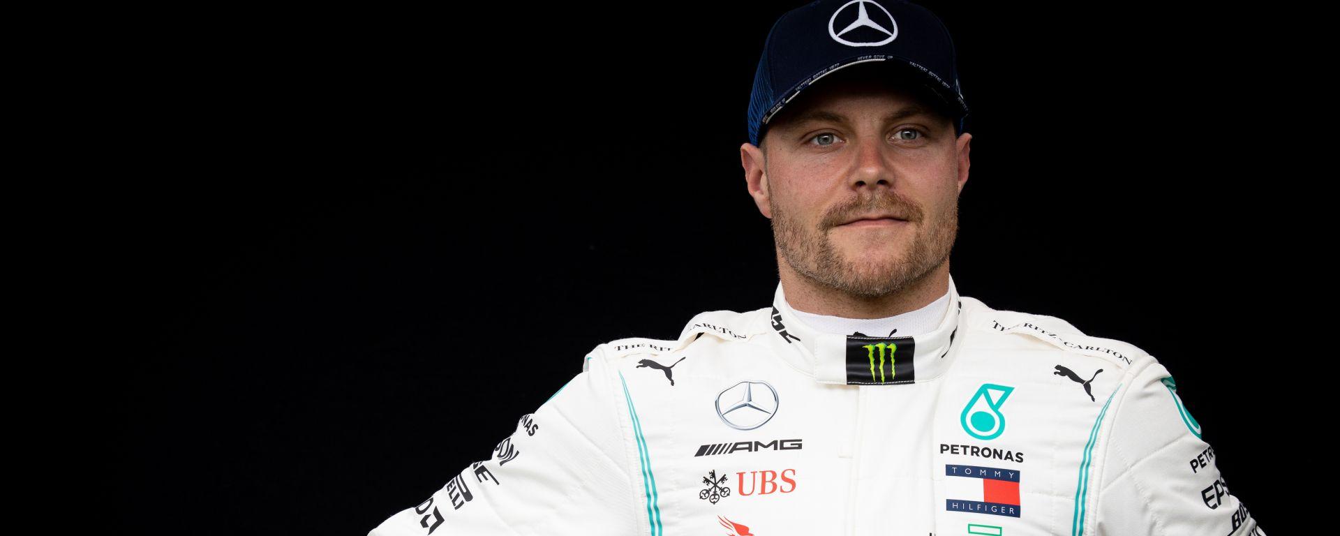F1 GP Australia 2020, Melbourne: Valtteri Bottas (Mercedes)
