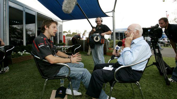 F1, GP Australia 2020: Murray Walker intervista Jenson Button