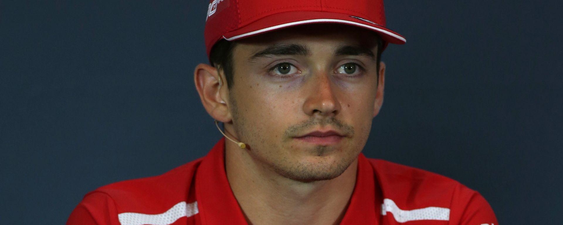 F1 GP Austria 20019, Charles Leclerc (Ferrari)
