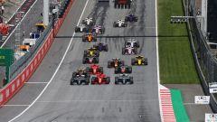 F1 GP Austria 2019, Spielberg: gli orari tv di Sky e TV8