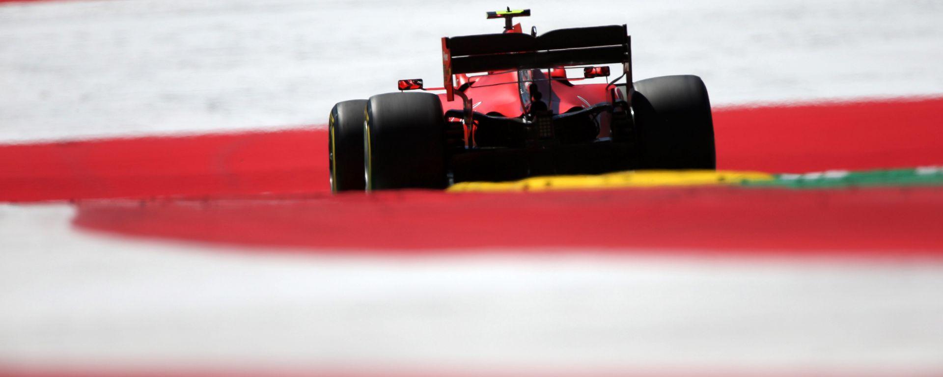 F1 GP Austria 2019, Charles Leclerc è stato il più veloce nelle PL2