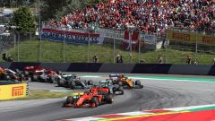 F1 GP Austria 2019, la VAR del weekend di Spielberg