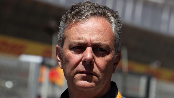 F1 GP Austria 2019, il responsabile Pirelli Mario Isola