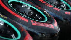F1 GP Austria 2019, le gomme Soft Pirelli