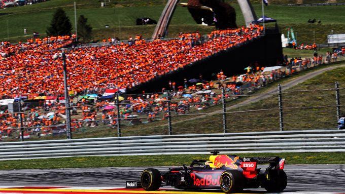F1, GP Austria 2019: Max Verstappen (Red Bull)