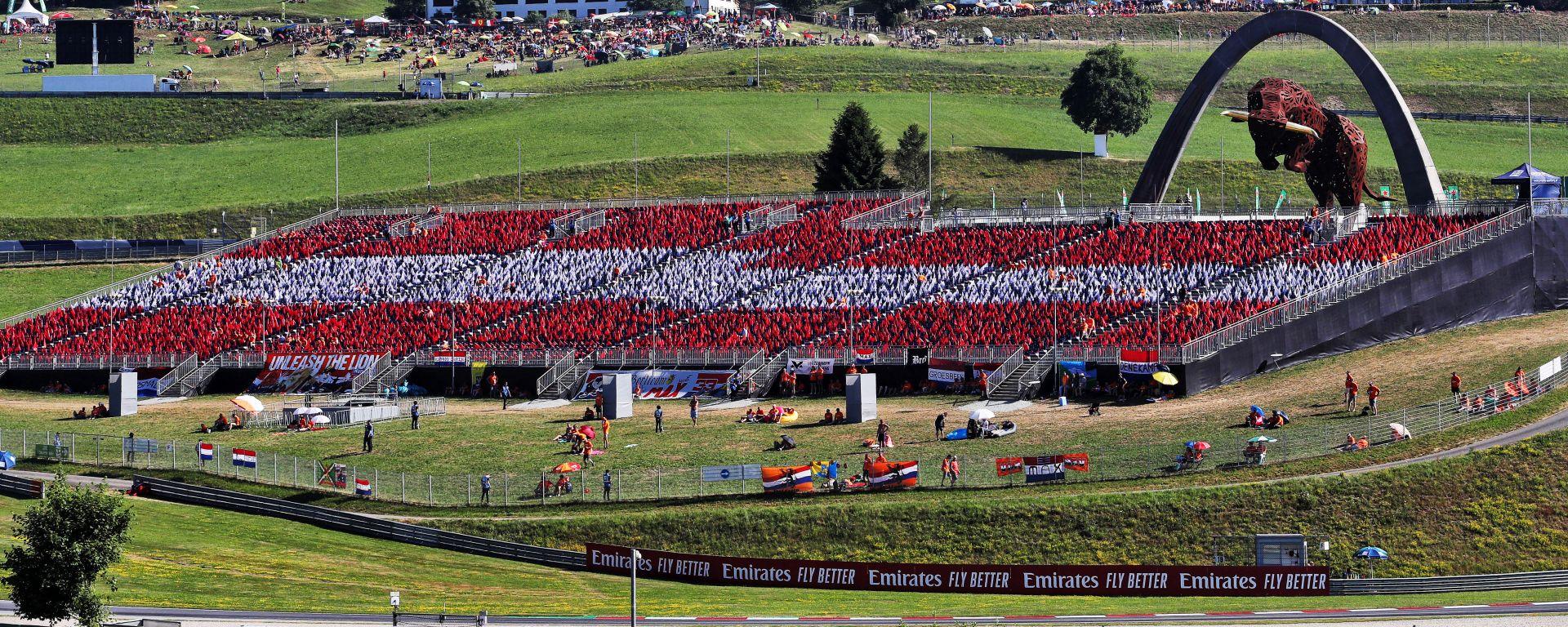 F1 GP Austria 2019, Spielberg: il Red Bull Ring ospita la partenza del mondiale F1 2020