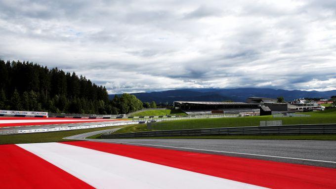 F1 GP Austria 2019, Spielberg: la pista del Red Bull Ring