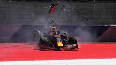 "F1 GP Austria 2019, Verstappen: ""La macchina funziona bene"" - Immagine: 3"