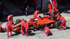 """GP Austria, delusione Vettel per il problema in Q3: """"Fa male"""""""