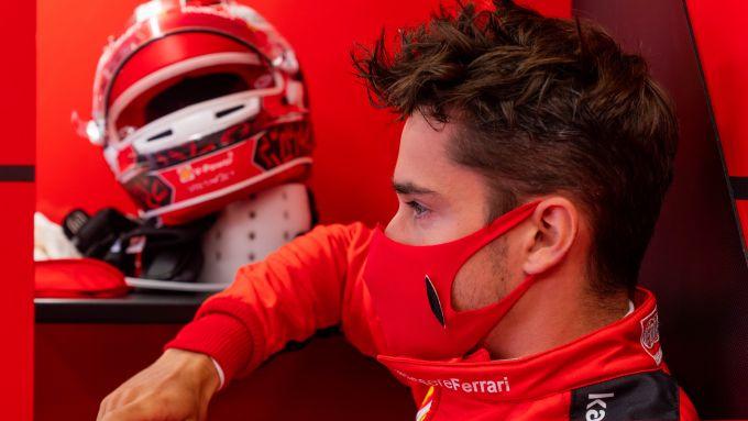 F1, GP Austria 2020: Charles Leclerc (Ferrari)