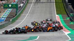 GP Austria 2020, ascolti tv