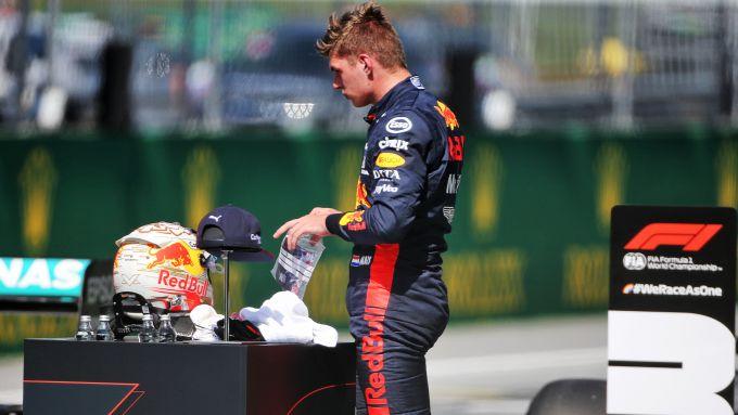 F1, GP Austria 2020: Max Verstappen (Red Bull) al termine delle qualifiche