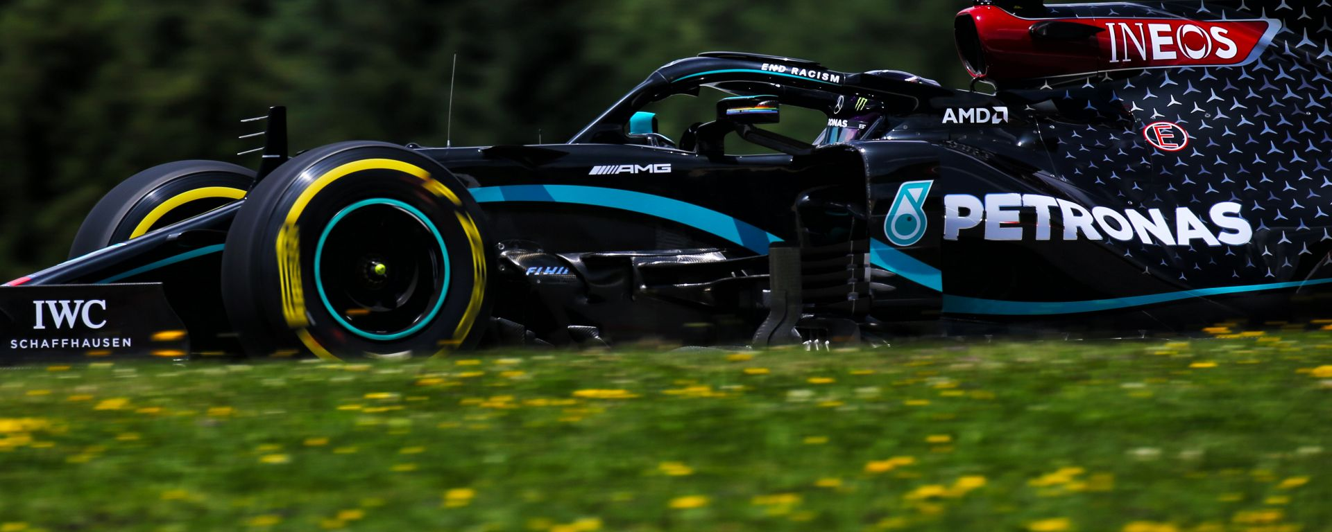 F1 GP Austria 2020, Red Bull Ring: Lewis Hamilton (Mercedes)