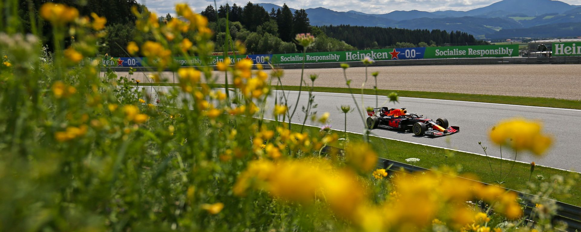 F1 GP Austria 2020, Red Bull Ring: Max Verstappen (Red Bull)