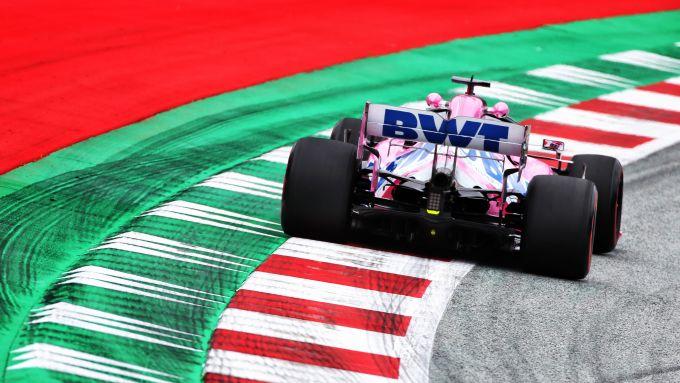 F1 GP Austria 2020, Red Bull Ring: Sergio Perez (Racing Point)
