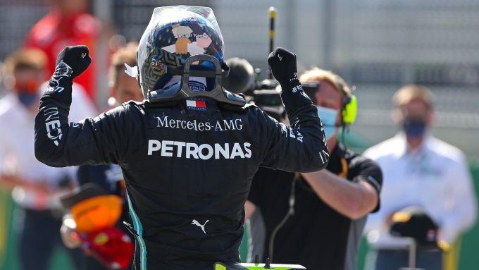 F1 GP Austria 2020, Red Bull Ring: Valtteri Bottas è il leader del mondiale dopo il Gp Austria 2020