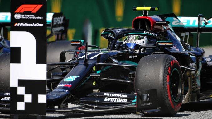F1 GP Austria 2020, Red Bull Ring: Valtteri Bottas (Mercedes)