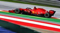 F1, GP Austria 2020: Sebastian Vettel (Ferrari)