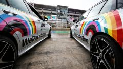 F1 GP Austria 2020, Spielberg: l'arcobaleno di #WeRaceAsOne sulla livrea delle Medical Car
