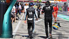Alonso furioso, ma assolve Vettel