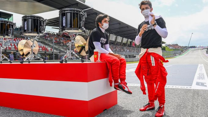 F1, GP Austria 2021: i Carli e le nuove batterie