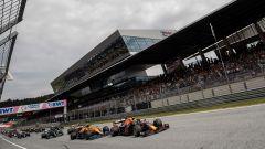 GP Austria 2021, ascolti tv