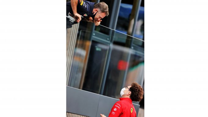 F1, GP Austria 2021: la peperonata di Horner