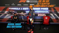 F1, GP Austria 2021: la sorpresa sbagliata