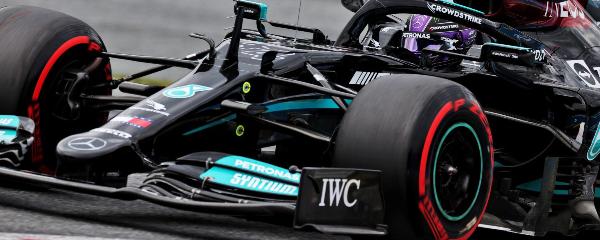 F1, GP Austria 2021: Lewis Hamilton (Mercedes)