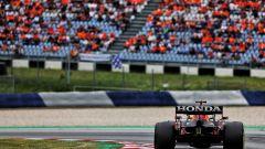 F1, GP Austria 2021: Max Verstappen davanti ai suoi tifosi