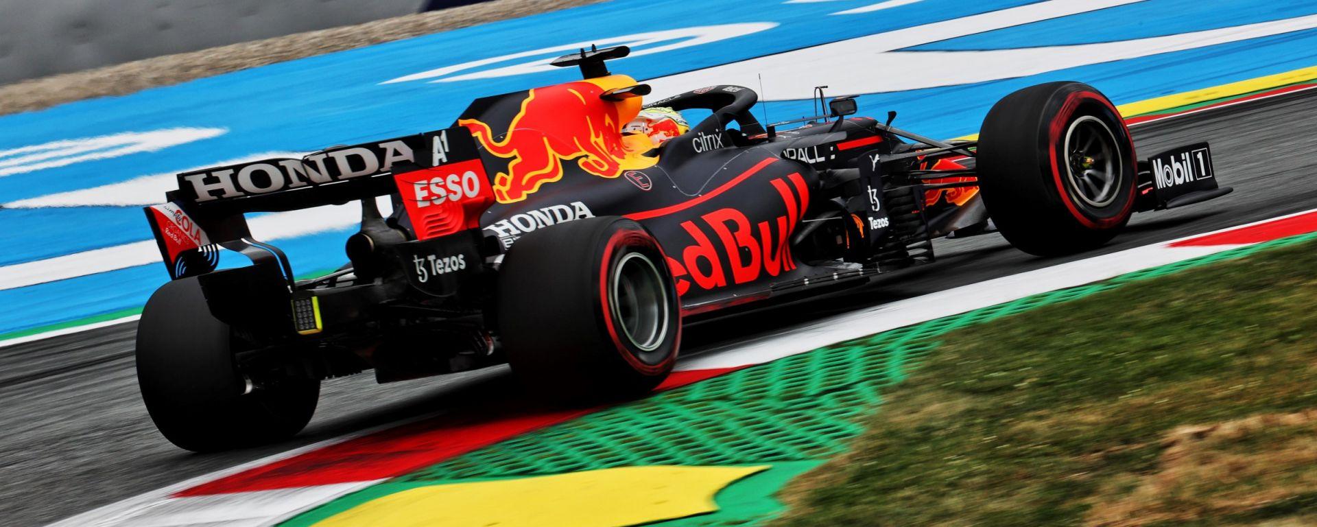F1, GP Austria 2021: Max Verstappen (Red Bull)